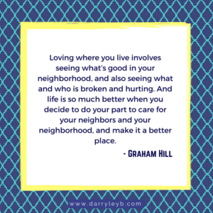 How to Missionally Engage your Community - Graham Hill
