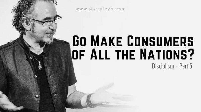 Alan Hirsch - Go make consumers of all nations?
